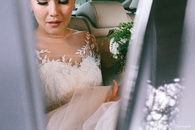 Vestido sob medida para noiva - Ateliê Esther Bauman/Acquastudio São Paulo/SP  http://www.estherbaumanblog.com.br/2016/05/vestido-de-noiva-natasha.html