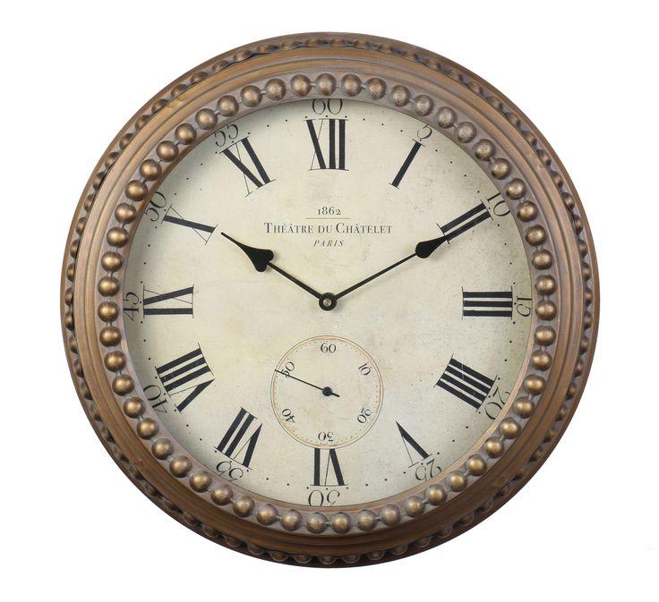43 best Medium Wall Clocks 14 to 23 images on Pinterest Wall
