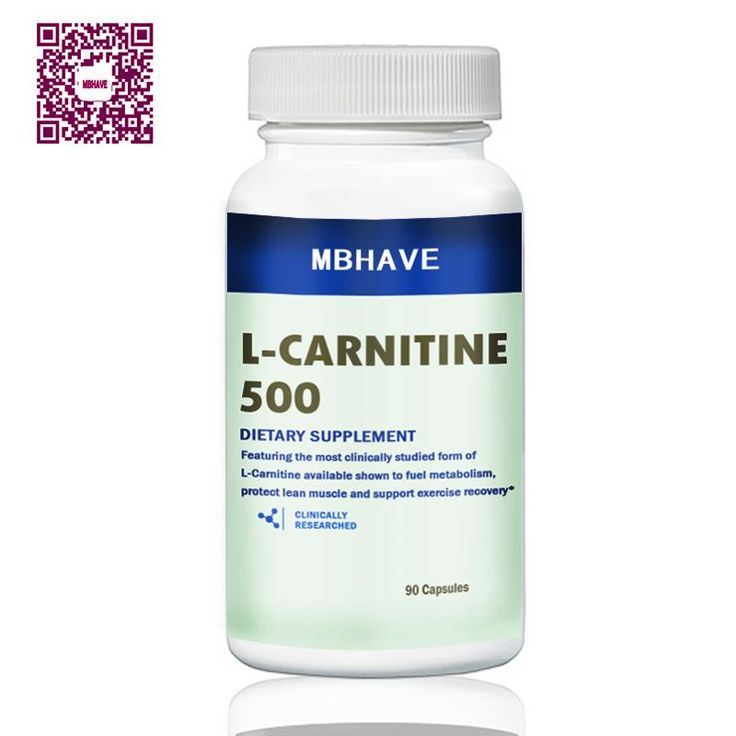 [Visit to Buy] 2017 Hot Sale L carnitine 500mg*90 add fat burning and helps recover from sports #Advertisement