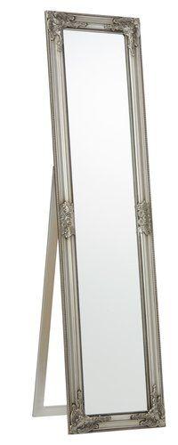 Oglindă RUDE 40x160cm argintiu | JYSK