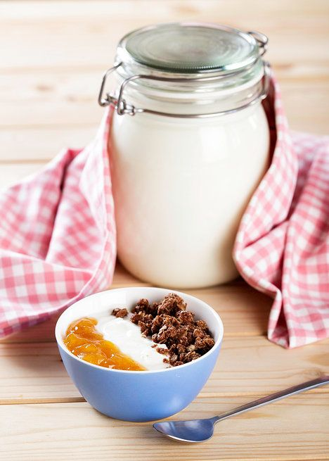A ráno už si můžete pochutnat na domácím jogurtu!; Mona Martinů