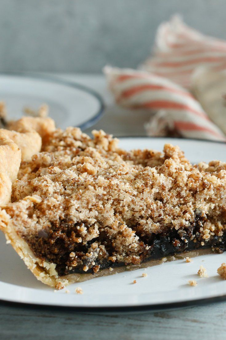 """Shoofly pie is often thought of as the cake baked in a pie shell, or so wrote Jean Hewitt, The New York Times food writer who offered this recipe in the paper in 1965 This pie was served at a Pennsylvania Dutch luncheon hosted by the International Cuisine Group of the College Woman's Club of Westfield, N.J., in the spring of that year One of the organizers dug up the recipe from her mother's """"Housekeeper's Scrap Book, 1896."""" There were four versions of the pie in the book; this was the one…"""