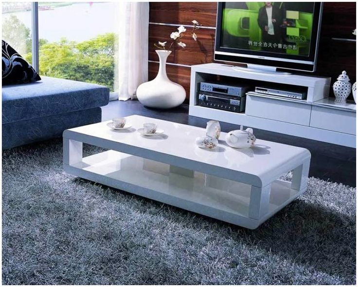 Modern Coffee Table Set Ideas