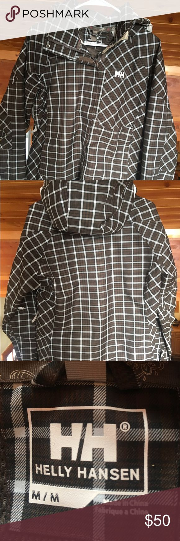 Helly Hansen Ski Jacket. Like New. Women's size Medium Helly Hansen waterproof ski jacket. Like new condition. Helly Hansen Jackets & Coats