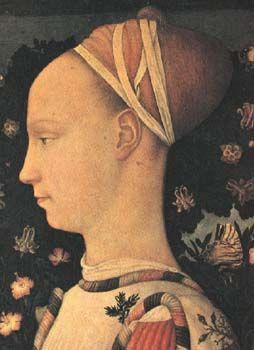 Italian Renaissance Hair Taping - Examples