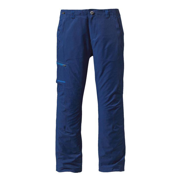 Patagonia Men's Simul Alpine Pants for Alpine Climbing