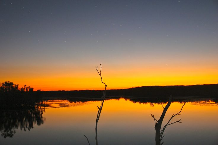 Crystalbrook sunset........
