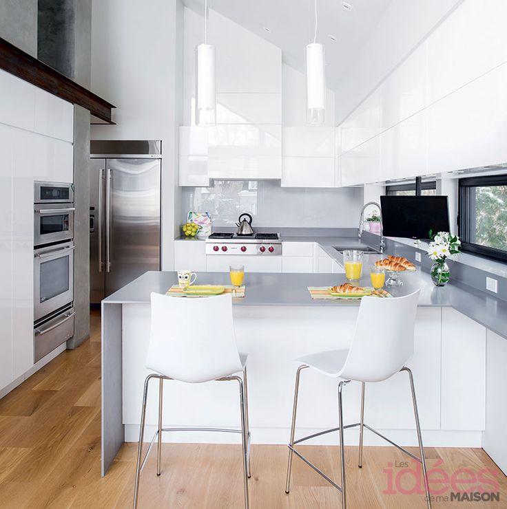 les 25 meilleures id es concernant cuisine ann es 50 sur pinterest maison des ann es 50. Black Bedroom Furniture Sets. Home Design Ideas
