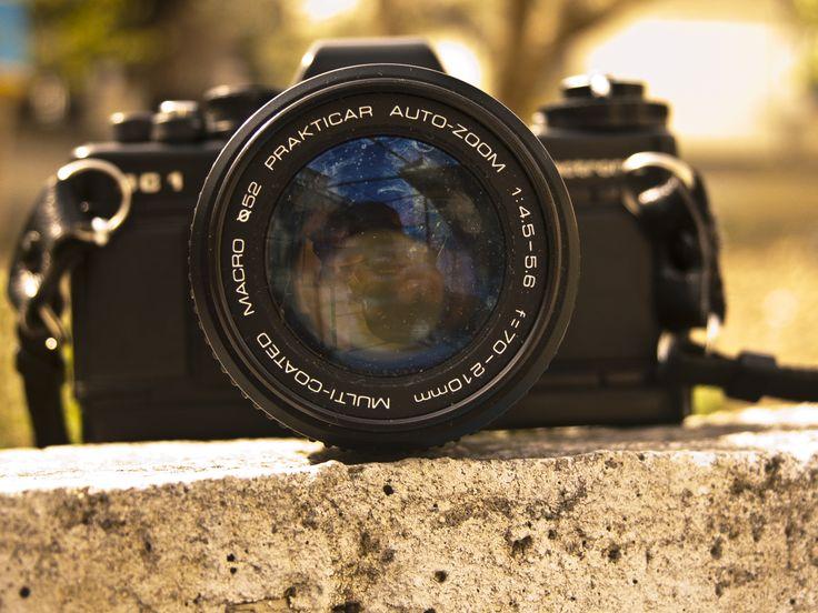 1985 slr camera