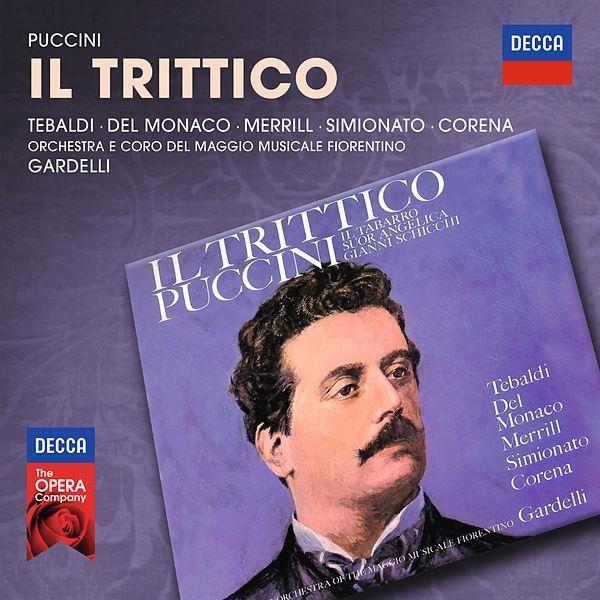 """De álbum """"Puccini: Il Trittico"""" del Renata Tebaldi en Napster"""