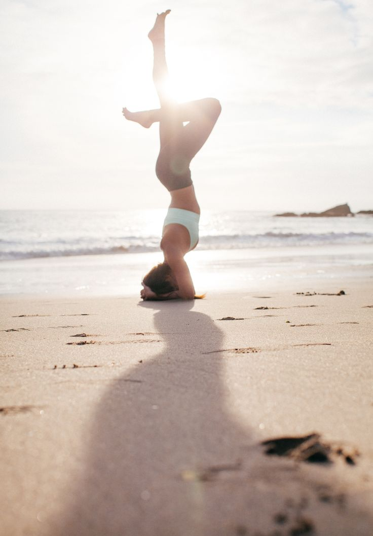 Would love to do this one day! I remember the amazing feeling of using core and balance :)