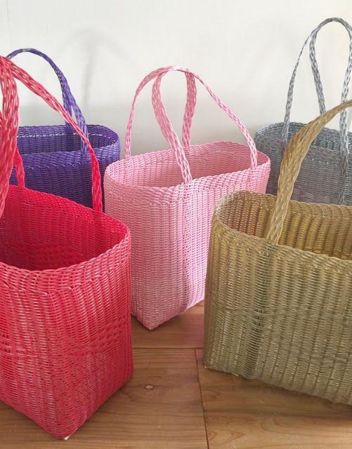 Natural Craft ShopFARMER'S MARKET@UNU: グアテマラバスケット、初入荷しました!