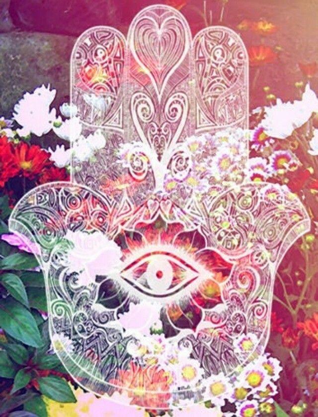 Hand of fatima / Die Hand der Fatima ॐ