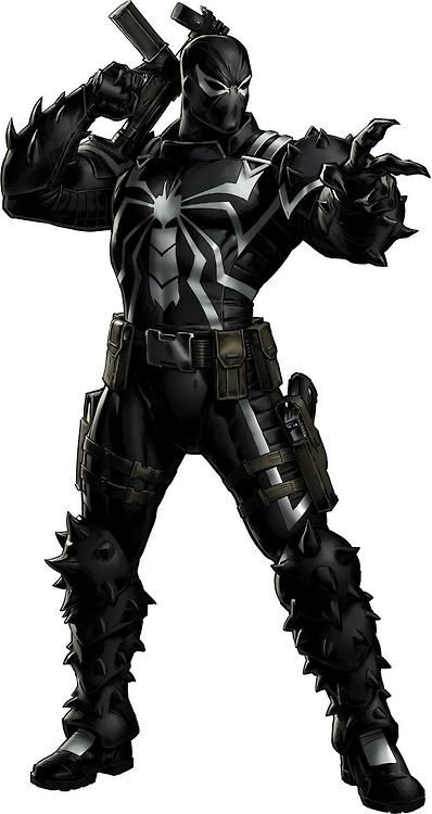 Agent Venom - Avengers Alliance                                                                                                                                                                                 Mais
