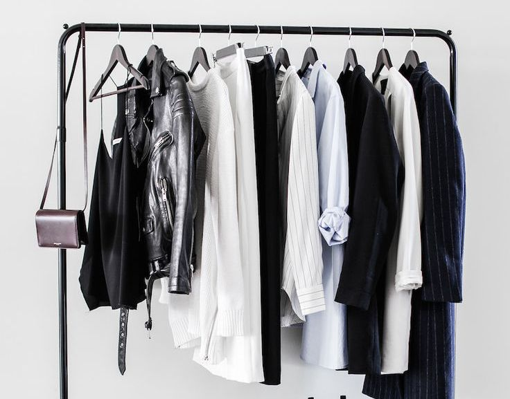 Tips: How to create a basic wardrobe