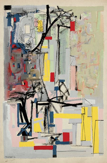 Ad Reinhardt   www.artexperiencenyc.com