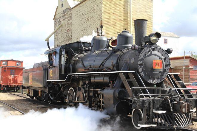 Alberta Prairie Steam Tours