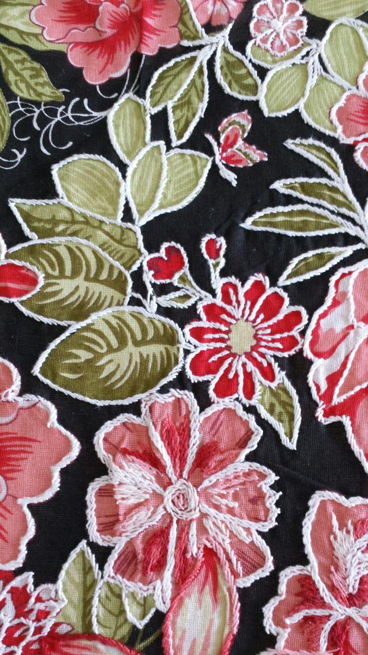 embroidery chita