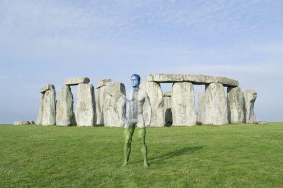 Stonehenge_ UK_London_Bodypaint_Body Art_Bodypainter_Camouflage_Trina Merry