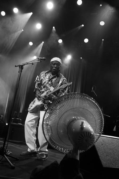 Buddy Guy, the best live show EVER.