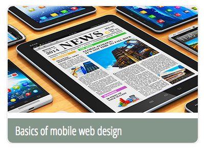 Bookmark e-Learning course: Basics of mobile web design  - bookmark.com