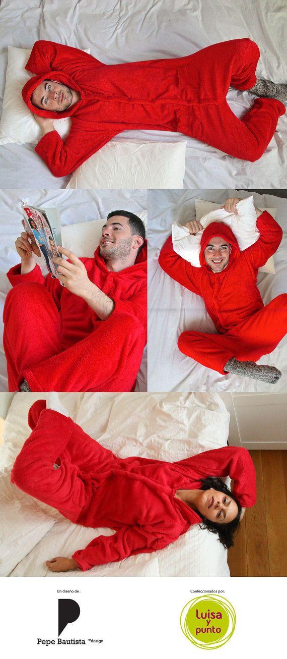 Pijama de cuerpo entero confeccionado a por pepebautistadesign
