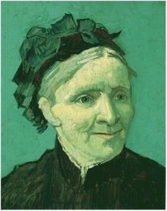 Vincent van Gogh's Mother – Anna Carbentus van Gogh