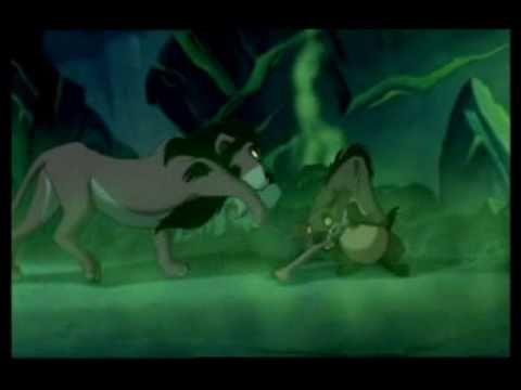 Disneys Der König der Löwen - Mufasas Geist - YouTube