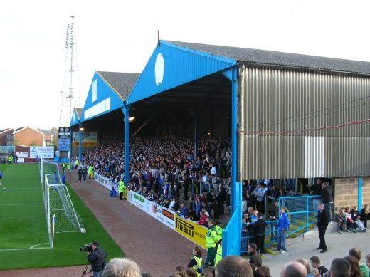 Carlisle United F.C. - Brunton Park