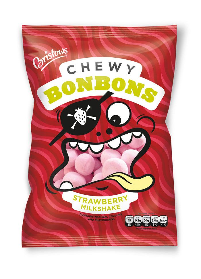 Sweet Packaging looking like a pirate character :)