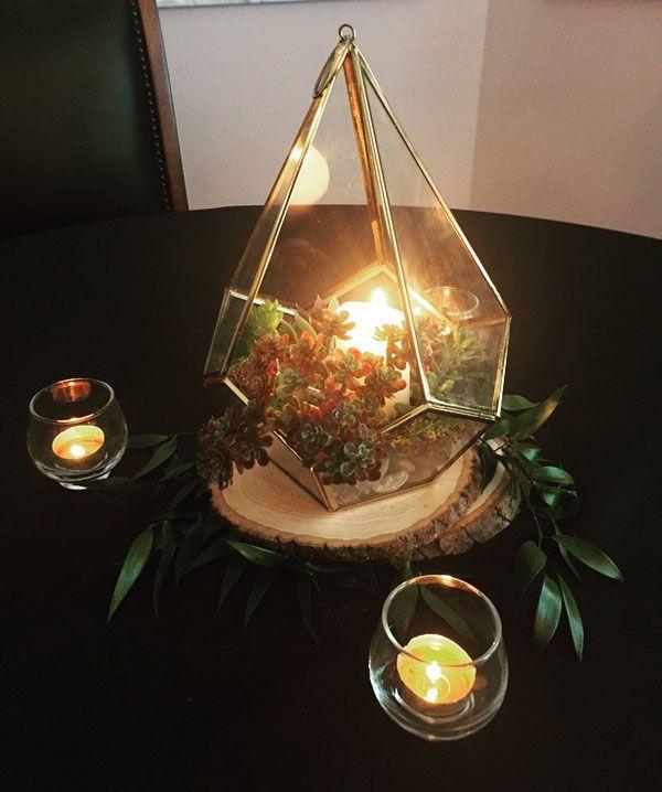 Best terrarium centerpiece ideas on pinterest