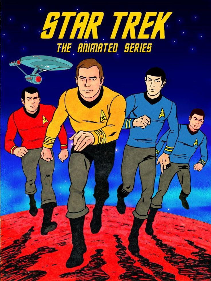 Star Trek: The Animated Series (TV Series 1973–1975)