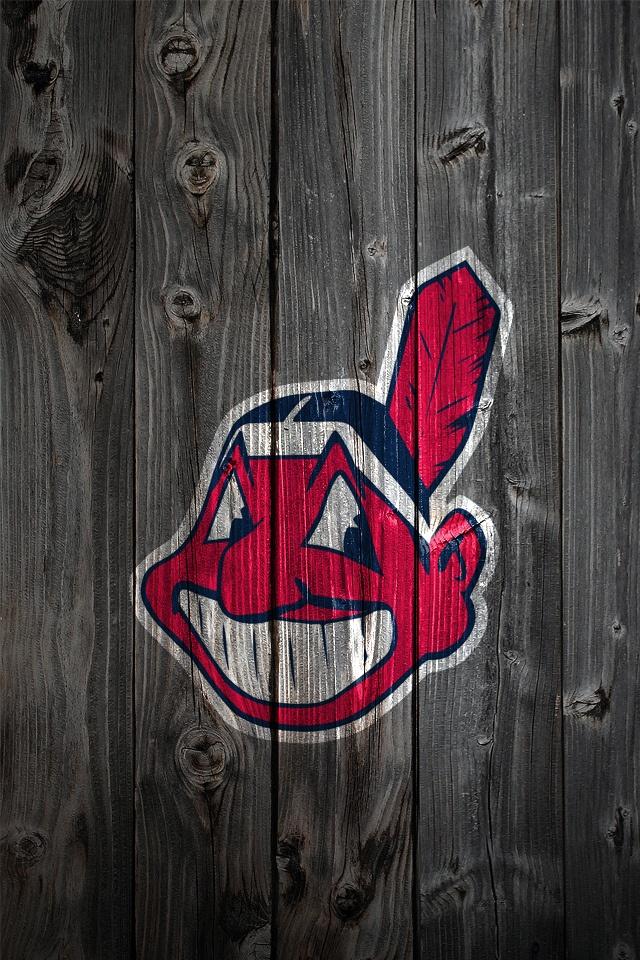 Cleveland Indians iPhone Wallpaper Background http://iphonetokok-infinity.hu/