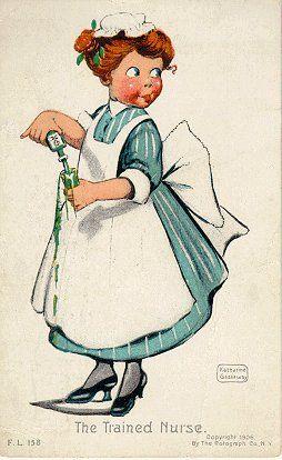 Postcard circa 1906