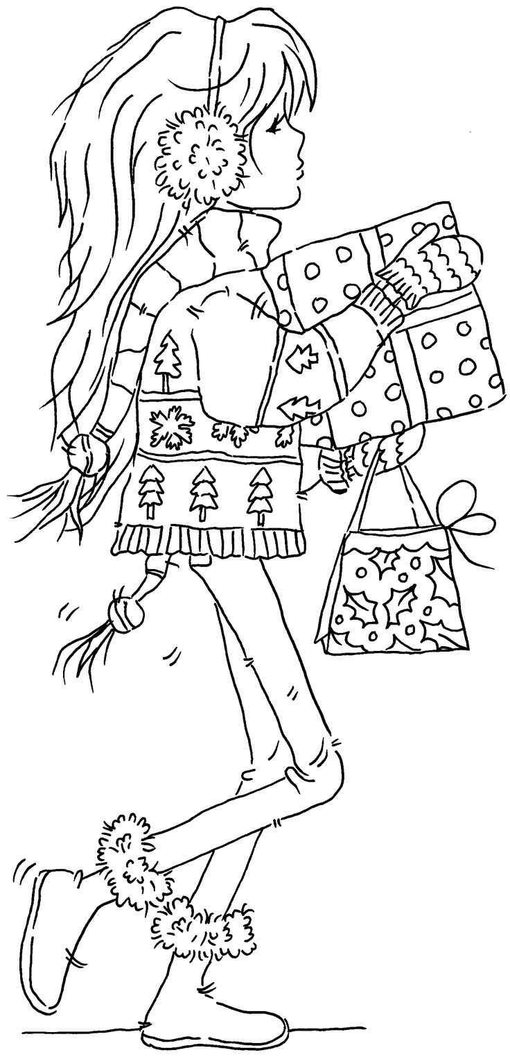Coloring Sheets Adult Coloring Christmas Embroidery Art Impressions Digital Stamps Happy Planner Copic Card Making Card Ideas