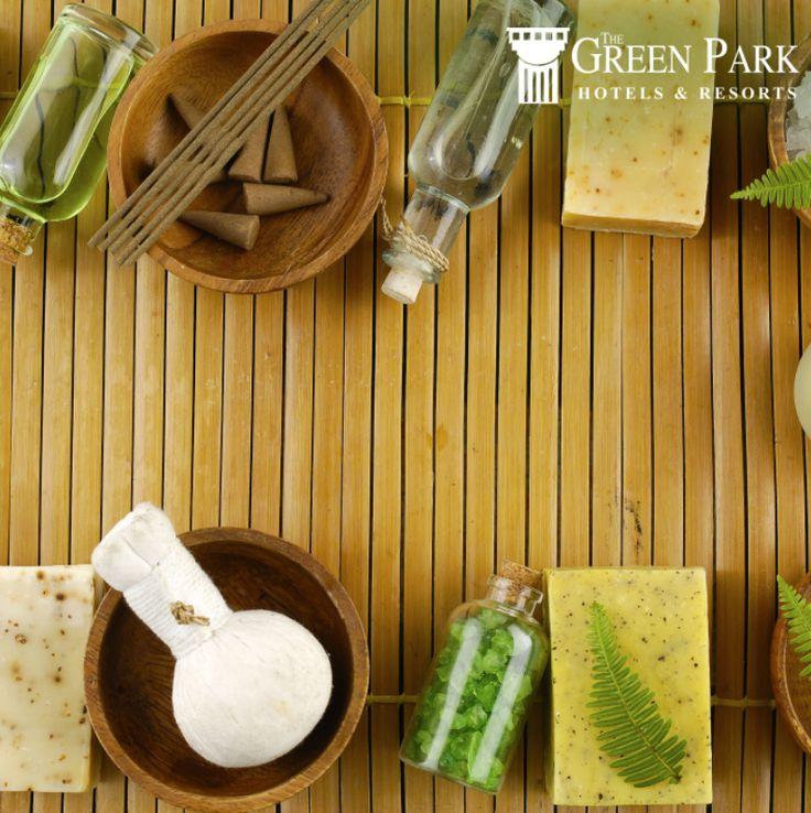 Spanın en doğalı ile karşınızdayız! Organik vücut yağları ile yapılan özel terapilerle stresten uzaklaşabileceğiniz #GreenSPA'yı denediniz mi?