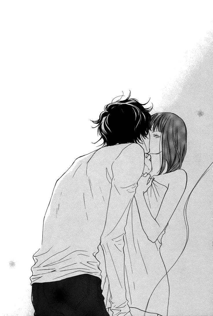 Чтение манги Дымчатый поцелуй 1 - 4 - самые свежие переводы. Read manga online! - ReadManga.me