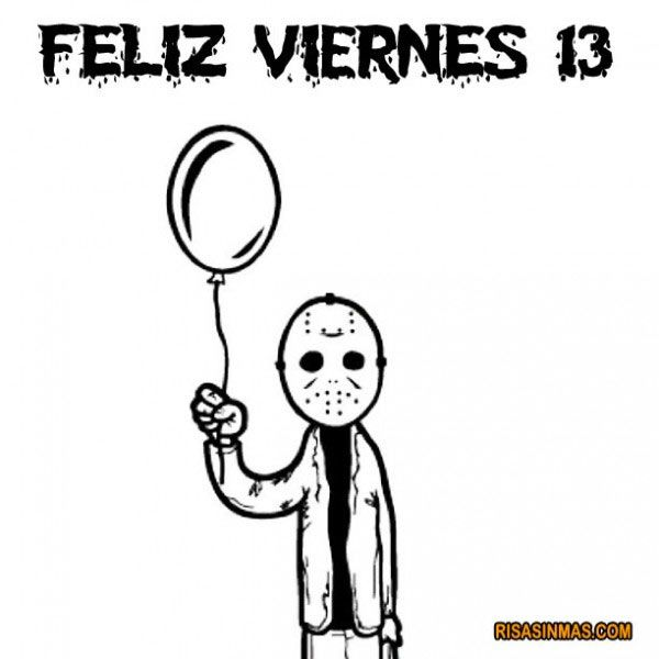 ¡Feliz Viernes 13! | Risa Sin Más