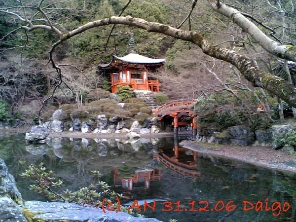Daigo, Kyoto (photo AN)