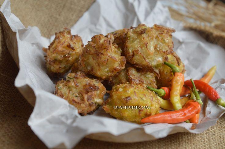 Diah Didi's Kitchen: Bala-Bala