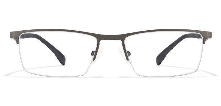 Buy Idee 1388 Gunmetal Grey Black C3 Eyeglasses #RectangleEyeglasses #UnisexEyeglasses #Opticvilla