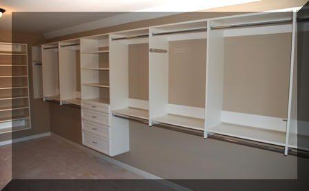 melamine closet shelving 2