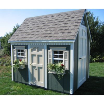 Decorative Sheds And Playhouses | ... Lawn & Garden - Sheds & Outdoor Storage - Sheds & Storage Buildings