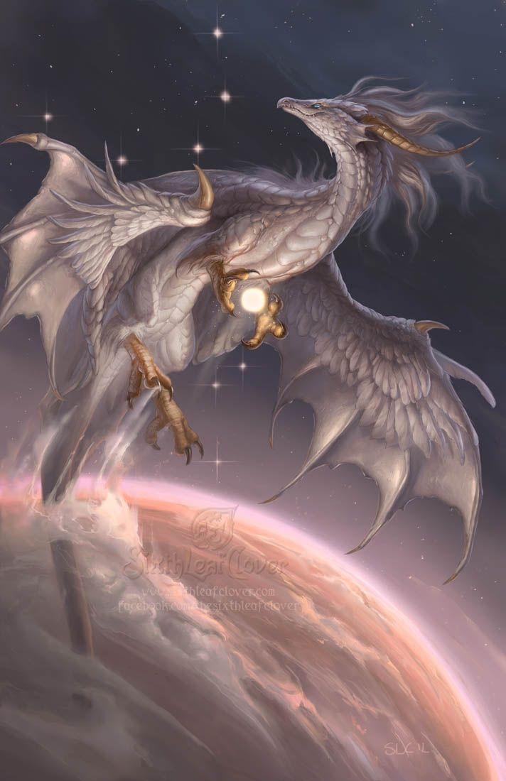 My starsign Dragon!!!  2013 Zodiac Dragon . Virgo by The-SixthLeafClover.deviantart.com on @deviantART