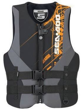 Sea-Doo MENS FREEWAVE PFD from St. Boni Motor Sports~ $84.99