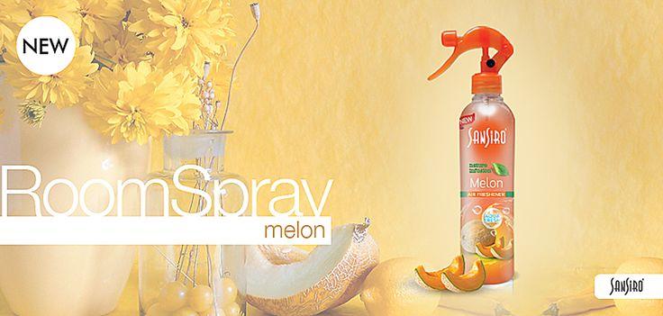 Sansiro Air Freshener Melon  Sansiro oda parfümleri evinizde, büronuzda, yaşadığınız her ortamda hava kokulandırıcı harika bir parfüm dür.  Sansiro Oda Parfümü kalıcı kokusuyla bambaşka tazelik ve ferahlık verir.  http://www.e-sansiro.com/Sansiro-Melon-Oda-Parfumu,PR-953.html