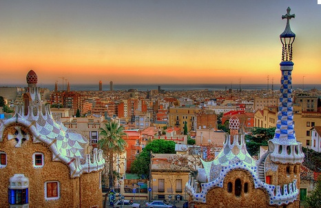 Besides New York City, my heart belongs to Barcelona.  I lived there for over a year and I will cherish the experience always. Great food, culture, art, nightlife and beaches.