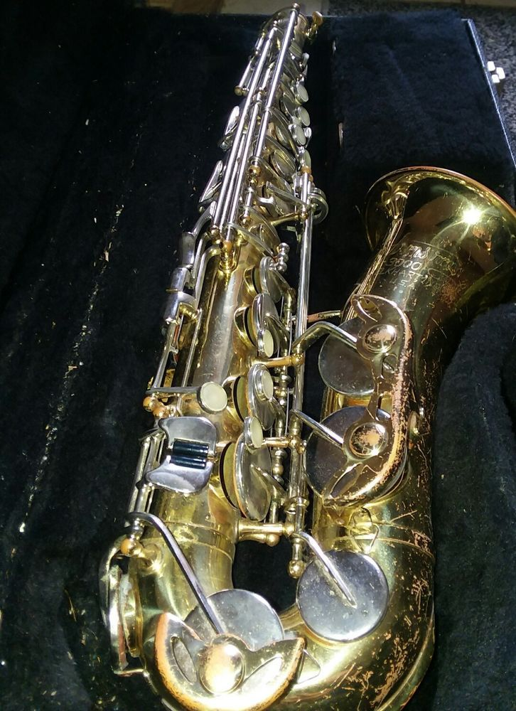 Antique Armstrong 3000 Alto Sax (5496) Rare and highly sought after | Musical Instruments & Gear, Vintage Musical Instruments, Vintage Wind & Woodwind | eBay!