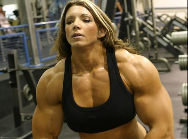 Milf With Big Muscle 97