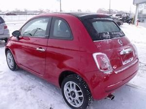 2012 Fiat 500 C Automatique CONVERTIBLE Laval / North Shore Greater Montréal image 4